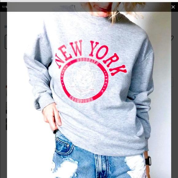Wild Fable Brooklyn New York Sweatshirt